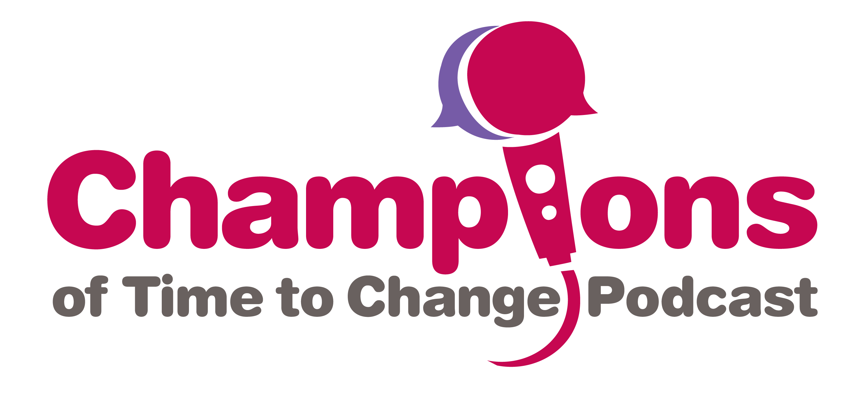 Time to Change podcast logo