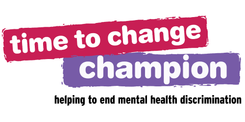 Time to Change Champions Logo