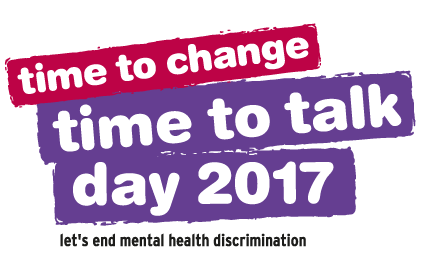 Time to Change – Time to Talk Day