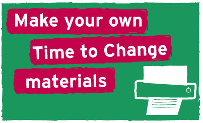 make your own time to change materials