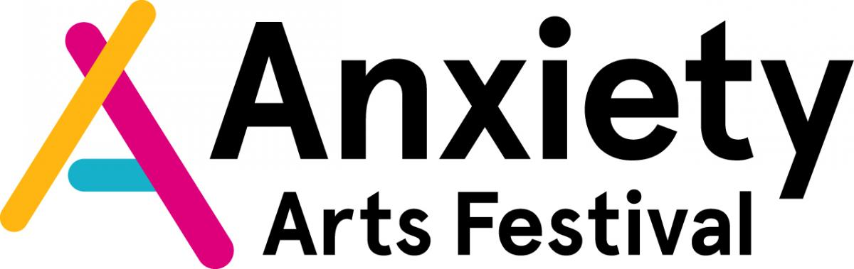 Anxiety Festival 2014 Logo colour