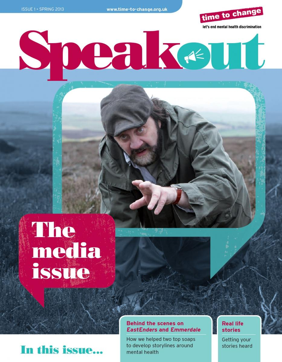 Speak Out Magazine Issue 1
