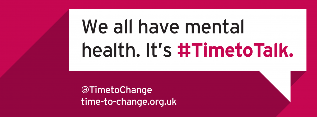 Time Change Facebook: Time To Change Campaign