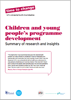 Children and Young People: research and insights