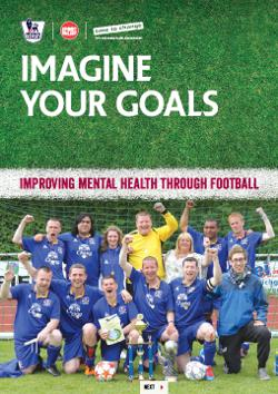 Imagine Your Goals: Improving mental health through football
