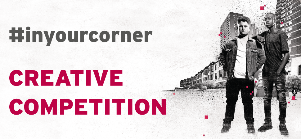 In Your Corner Creative Competition